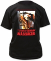 Texas Chainsaw Massacre what happened is true! adult tee black