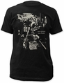 The Band the basement tapes fitted jersey tee black t-shirt pre-order