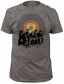 The Band up on cripple creek fitted tri-blend tee heather tri-blend t-shirt pre-order