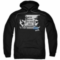 The Blues Brothers pull-over hoodie Band adult black