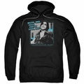 The Breakfast Club pull-over hoodie Bad adult black