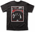 The Damned Band Photo adult tee black mens pre-order