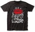 The Damned Lyceum '81 fitted jersey tee black mens pre-order