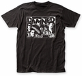 The Damned Neat Neat Neat Promo fitted jersey tee black mens pre-order