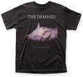 The Damned Strawberries adult tee black mens pre-order