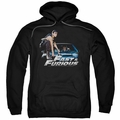 The Fast & Furious pull-over hoodie Car Ride adult black