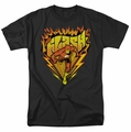 The Flash Blazing Speed mens t-shirt