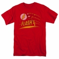 The Flash Like Lightning mens t-shirt