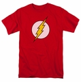 The Flash Logo mens t-shirt