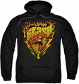 The Flash pull-over hoodie Blazing Speed adult black