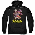 The Flash pull-over hoodie City Run adult black