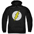 The Flash pull-over hoodie Classic Logo adult black