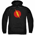 The Flash pull-over hoodie Reverse Flash adult black