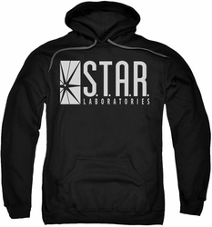 The Flash pull-over hoodie S.T.A.R. Laboratories adult black