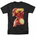 The Flash t-shirt Speed Head mens black