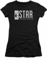 The Flash TV show juniors t-shirt S.T.A.R. Laboratories black