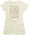 The Hobbit juniors t-shirt Back Door cream