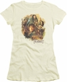 The Hobbit juniors t-shirt Collage cream/ivory