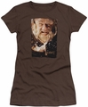 The Hobbit juniors t-shirt Dori coffee