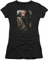 The Hobbit juniors t-shirt Dwalin black