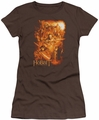 The Hobbit juniors t-shirt Epic Adventure coffee