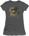 The Hobbit juniors t-shirt Great Eagle charcoal
