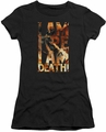 The Hobbit juniors t-shirt I Am Fire black