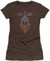 The Hobbit juniors t-shirt Ironhill Dwarves coffee