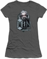 The Hobbit juniors t-shirt Oin charcoal