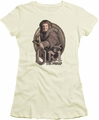 The Hobbit juniors t-shirt Ori cream