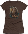 The Hobbit juniors t-shirt Radagast The Brown coffee