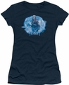 The Hobbit juniors t-shirt Tangled Web navy