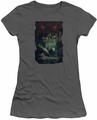 The Hobbit juniors t-shirt Taunt charcoal