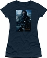 The Hobbit juniors t-shirt Thorin Poster navy