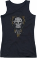 The Hobbit juniors tank top Azog black