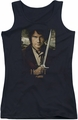 The Hobbit juniors tank top Baggins Poster black