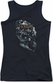The Hobbit juniors tank top Cast Of Characters black