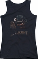 The Hobbit juniors tank top Cauldron black