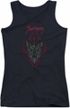 The Hobbit juniors tank top Evil's Helm black