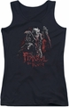 The Hobbit juniors tank top Fimbul The Hunter black