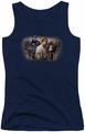 The Hobbit juniors tank top Hobbit Rally navy
