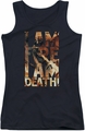 The Hobbit juniors tank top I Am Fire black