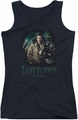 The Hobbit juniors tank top Protector black