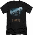 The Hobbit slim-fit t-shirt A Journey mens black
