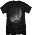 The Hobbit slim-fit t-shirt At Smaug'S Door mens black