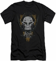 The Hobbit slim-fit t-shirt Azog mens black