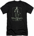 The Hobbit slim-fit t-shirt Bilbo Stare mens black