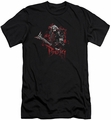 The Hobbit slim-fit t-shirt Bolg mens black