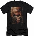 The Hobbit slim-fit t-shirt Bombur mens black
