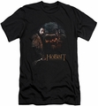 The Hobbit slim-fit t-shirt Cauldron mens black